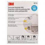 3M, Respirador de Partículas N95, 8210   Comprar Suplemento em Promoção Site Barato e Bom
