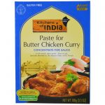 Kitchens of India, Paste for Butter Chicken Curry, Concentrate for Sauce, 3.5 oz (100 g)   Comprar Suplemento em Promoção Site Barato e Bom