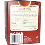 Rishi Tea, Chá Preto Orgânico, Café da Manhã Inglês, 15 Saquinhos de Chá 1,69 oz (48 g)   Comprar Suplemento em Promoção Site Barato e Bom
