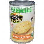 Health Valley, Orgânica, Sopa de Creme de Frango, 14.5 oz (411 g)   Comprar Suplemento em Promoção Site Barato e Bom