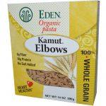 Eden Foods, Massa Orgânica, Tortiglioni de Trigo Virgem, 14 onças (396 g)   Comprar Suplemento em Promoção Site Barato e Bom