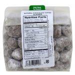 Bergin Fruit and Nut Company, Natural, Amêndoas Chocolate e Caramelo, 16 oz (454 g)   Comprar Suplemento em Promoção Site Barato e Bom