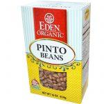 Eden Foods, Feijão carioca orgânico, 16 oz (454 g)   Comprar Suplemento em Promoção Site Barato e Bom