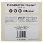 This Bar Saves Lives, LLC, Baunilha de Madagascar, Amêndoa e Mel, 12 Barras, 1,4 oz (40 g) Cada   Comprar Suplemento em Promoção Site Barato e Bom