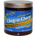 North American Herb & Spice Co., Chag-O-Charge, Chá da Floresta Selvagem, 3,2 oz (90 g)   Comprar Suplemento em Promoção Site Barato e Bom