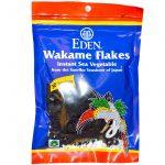 Eden Foods, Flocos de Wakame, 1.06 oz (30 g)   Comprar Suplemento em Promoção Site Barato e Bom