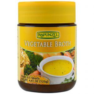 Rapunzel, Caldo de Vegetais, 4,41 oz (125 g)   Comprar Suplemento em Promoção Site Barato e Bom