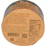 Earth Circle Organics, Chocolate amargo 70%, cru e orgânico, 8,8 oz (30 mL)   Comprar Suplemento em Promoção Site Barato e Bom