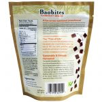 Flora, Aperitivos de Super-Frutas Baobites, Manga e Pêssego, 175 g   Comprar Suplemento em Promoção Site Barato e Bom
