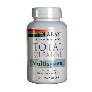 Solaray Total Cleanse Multisystem 120 Cápsulas   Comprar Suplemento em Promoção Site Barato e Bom