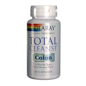 Solaray Total Cleanse Colon 60 Cápsulas   Comprar Suplemento em Promoção Site Barato e Bom