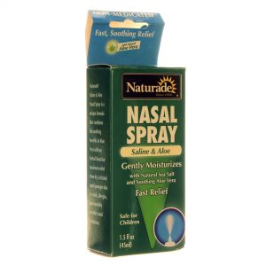Naturade Saline e Aloe Spray Nasal 1,5 fl oz   Comprar Suplemento em Promoção Site Barato e Bom