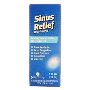 Natra-Bio Sinus Relief sem sabor 1 fl oz   Comprar Suplemento em Promoção Site Barato e Bom