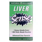 Natural Balance Sense Fígado 60 Cápsulas Vegetarianas   Comprar Suplemento em Promoção Site Barato e Bom