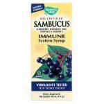 Nature's Way Sambucus Imune Xarope de sabugueiro 4 fl oz   Comprar Suplemento em Promoção Site Barato e Bom