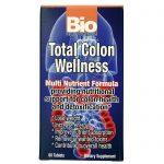 Bio Nutrition Colon total Wellness 60 Tabletes   Comprar Suplemento em Promoção Site Barato e Bom
