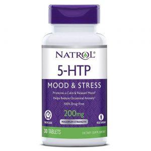 Natrol 5 HTP Time Release 30 Tabletes   Comprar Suplemento em Promoção Site Barato e Bom