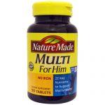 Nature Made Multi For Him, Iron Free - 90 Tabletes   Comprar Suplemento em Promoção Site Barato e Bom