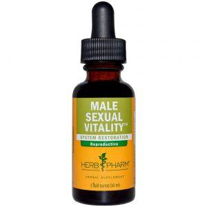 Erva Pharm Male Sexual Vitalty Tonic 1 onça   Comprar Suplemento em Promoção Site Barato e Bom