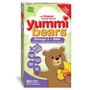 Hero Yummi Urso Dha 90ct   Comprar Suplemento em Promoção Site Barato e Bom