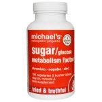 Michael's Glucose/Sugar Metabolism Factors (Original) - 180 Tab   Comprar Suplemento em Promoção Site Barato e Bom