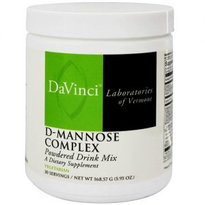 DaVinci Laboratories D-Mannose Complexo - 5.95 oz   Comprar Suplemento em Promoção Site Barato e Bom