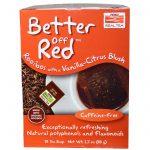 Now Foods, Chá de Verdade, Vermelho Melhor, Rooibos com Baunilha Cítrica Vermelha, Sem Cafeína, 24 Sacos de Chá, 48 g (1.7 oz)   Comprar Suplemento em Promoção Site Barato e Bom