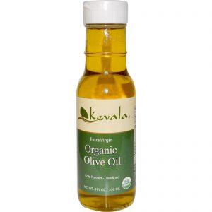 Kevala, Azeite de Oliva Orgânico Extra Virgem, 8 fl oz (236 ml)   Comprar Suplemento em Promoção Site Barato e Bom