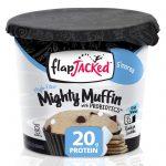 FlapJacked, Muffin Poderoso, com probióticos, Sabor S'mores, 1,94 oz (55 g)   Comprar Suplemento em Promoção Site Barato e Bom