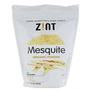 Z!NT, Mesquita Pó Orgânico, 16 oz (454 g)   Comprar Suplemento em Promoção Site Barato e Bom
