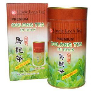 Uncle Lee's Tea, Chá Oolong Prêmio a granel, 4,23 oz. (120 g)   Comprar Suplemento em Promoção Site Barato e Bom