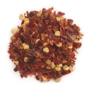 Frontier Natural Products, Pimenta Vermelha Amassado, 16 oz (453 g)   Comprar Suplemento em Promoção Site Barato e Bom