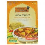 Kitchens of India, Mutter Paneer, Green Peas & Cottage Cheese Curry, Mild, 10 oz (285 g)   Comprar Suplemento em Promoção Site Barato e Bom