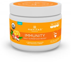 Navitas Organics, Imunidade, Reforço Diário de Superalimentos, 4,2 oz (120 g)   Comprar Suplemento em Promoção Site Barato e Bom