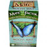 Mate Factor, Erva Mate Orgânica, Hortelã Mocha 20 sacos de chá, 2.47 oz (70 g)   Comprar Suplemento em Promoção Site Barato e Bom
