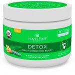 Navitas Organics, Detox, Reforço Diário de Superalimentos, 4,2 oz (120 g)   Comprar Suplemento em Promoção Site Barato e Bom