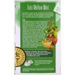 Davidson's Tea, Tulsi, Organic Mellow Mint, 25 Tea Bags, 1.58 oz (45 g)   Comprar Suplemento em Promoção Site Barato e Bom