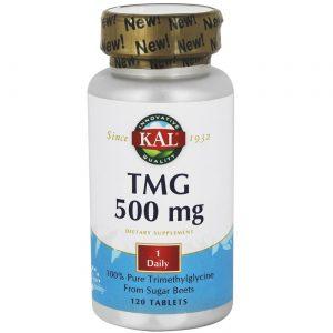 Kal TMG - 500 mg - 120 Tabletes   Comprar Suplemento em Promoção Site Barato e Bom