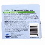 Boericke and Tafel Alpha CF Homeopática Cold & Flu 40 Tabletes   Comprar Suplemento em Promoção Site Barato e Bom