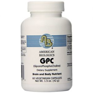 American Biologics GPC - 60 Cápsulas   Comprar Suplemento em Promoção Site Barato e Bom