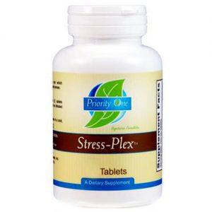 Priority One Estresse Plex - 60 Tabletes   Comprar Suplemento em Promoção Site Barato e Bom