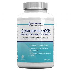 Theralogix ConceptionXR Reproductive Health Formula - 180 Tabletes   Comprar Suplemento em Promoção Site Barato e Bom