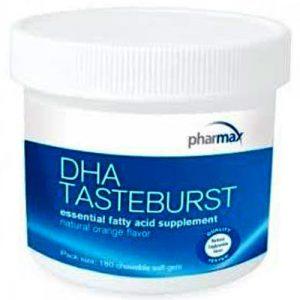 Genestra DHA Tasteburst - 130 mg - 180 Chewable Soft Gels   Comprar Suplemento em Promoção Site Barato e Bom