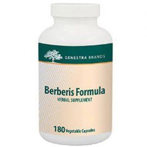 Genestra Berberis Formula - 180 Cápsulas Vegetarianas   Comprar Suplemento em Promoção Site Barato e Bom