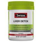 Swisse Liver Detox - 180 Tabletes   Comprar Suplemento em Promoção Site Barato e Bom