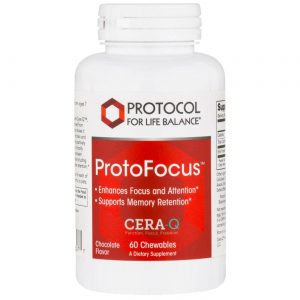 Protocol for Life Balance ProtoFocus - 60 Chewables   Comprar Suplemento em Promoção Site Barato e Bom