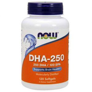 Now Foods DHA-250 120 Cápsulas   Comprar Suplemento em Promoção Site Barato e Bom