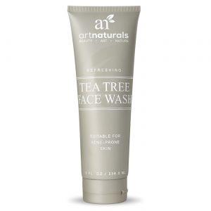 Art Naturals Tea Tree Face Wash - 8 fl oz   Comprar Suplemento em Promoção Site Barato e Bom