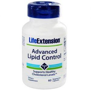 Life Extension Avançados lipídicas Controle 60 Cápsulas Vegetarianas   Comprar Suplemento em Promoção Site Barato e Bom
