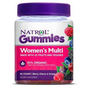 Natrol Women's Multi Gummies - 90 Count   Comprar Suplemento em Promoção Site Barato e Bom